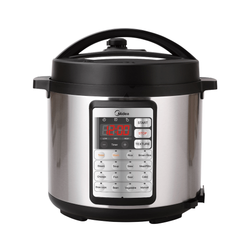Midea 6L Digital Pressure Cooker - MY-CS6019WP - Star Sparky Direct