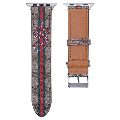 Luxury Snake Apple Watch Band