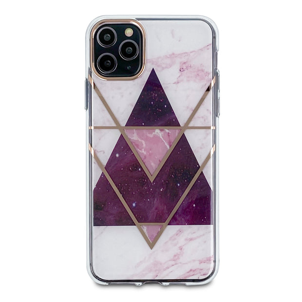 Galaxy Pyramid iPhone Case