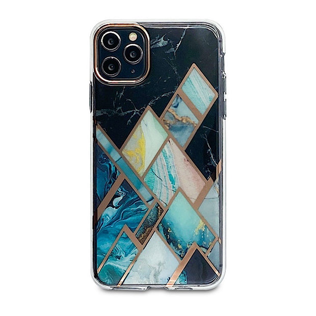 Marble Motif iPhone Case