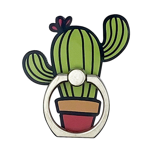 Potted Cactus Phone Ring