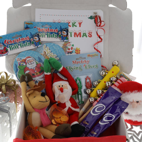 Christmas Sibling Twin Jingle Bells Activity Gift Pack - Always Looking Good UK