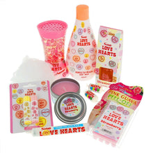 Load image into Gallery viewer, Love Heart Sweets Pamper Hamper Gift Box - Always Looking Good UK
