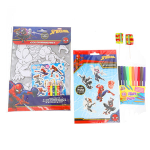 Spiderman Kids Activity Pack Gift Box