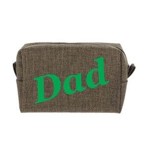 Personalised Men's Filled Wash Bag Gift