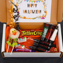 Load image into Gallery viewer, Halloween Rubber Duck & Sweets Trick or Treat Gift Box - Always Looking Good UK