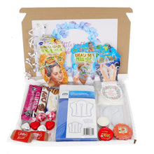 Load image into Gallery viewer, Chocolate Lover Pamper Filled Large Treat Box - Always Looking Good UK