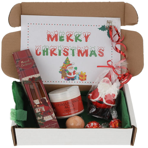 Christmas Diffuser and Candle Chocolate Set - Always Looking Good UK
