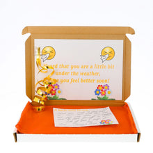 Load image into Gallery viewer, Get Well Soon Care Package Hug in a Box Letterbox Gift - Always Looking Good UK