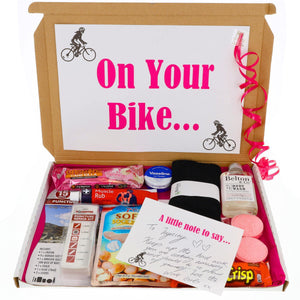 Cyclist Accessory Bike Lover Letterbox Gift Box