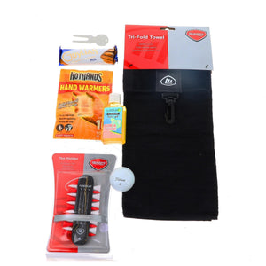 Golf Towel Golf Accessory Golf Lover Gift Box - Always Looking Good UK