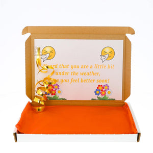 Get Well Soon Care Package Hug in a Box Letterbox Gift - Always Looking Good UK