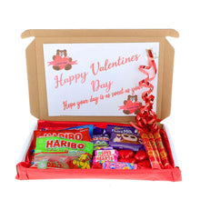 Load image into Gallery viewer, Kids Valentines Day Be Mine Sweets and Chocolate Letterbox Gift - Always Looking Good UK
