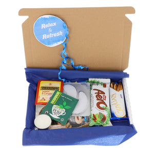 Pamper Treat Box for Men Letterbox Gift