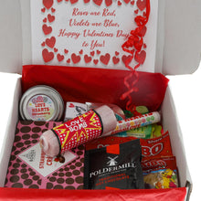 Load image into Gallery viewer, Valentines Couples Night In Pamper Box