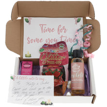 Load image into Gallery viewer, Small Spa at Home Facial Gift Box