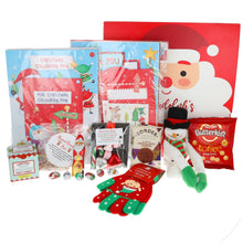 Load image into Gallery viewer, Christmas Eve Box Filled with Activities and Hanging Christmas Toy - Always Looking Good UK