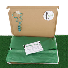 Load image into Gallery viewer, Personalised Golf Lover Winter Mat Gift Set