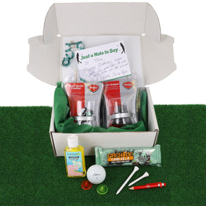 Personalised Golf Lover Accessory Golfer Gift Set