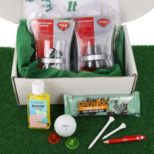 Load image into Gallery viewer, Personalised Golf Lover Accessory Golfer Gift Set