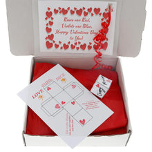 Load image into Gallery viewer, Valentines Couples Night In Pamper Gift Box