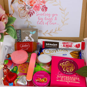 Willie's Cacao Chocolate Lover Pamper Letterbox Gift