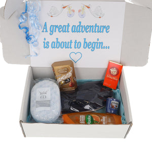 Dad To Be Expectant Dad Large Luxury Gift Set