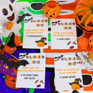 Halloween Rubber Duck & Sweets Trick or Treat Gift Box