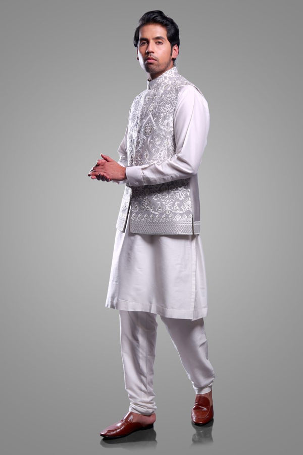 JAWAHAR JACKET - BY - AJJAY MEHRRA