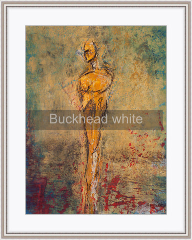 Framed - Buckhead white mat