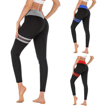 Charger l'image dans la galerie, Stretchy Seamless Leggings Fitness Yoga Leggings Tummy Control Yoga Pants Gym Leggings Sport Women Push Up Pant Sportswear 6028