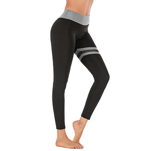 Stretchy Seamless Leggings Fitness Yoga Leggings Tummy Control Yoga Pants Gym Leggings Sport Women Push Up Pant Sportswear 6028