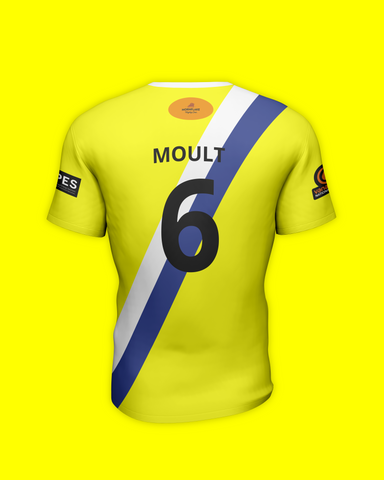 Jake Moult Third Sponsorship
