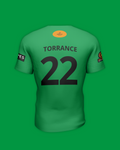 Joel Torrance Away Sponsorship