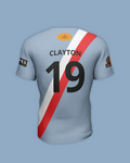 Max Clayton Away Sponsorship