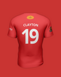 Max Clayton Home Sponsorship