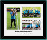 Phil Parkinson Trophy Print - Signed