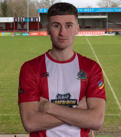 Ryan Colclough Away Sponsorship