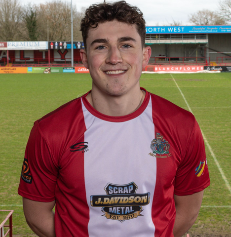 Joe Piggott Away Sponsorship