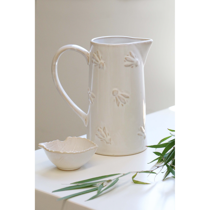 Abeille Ceramic Jug