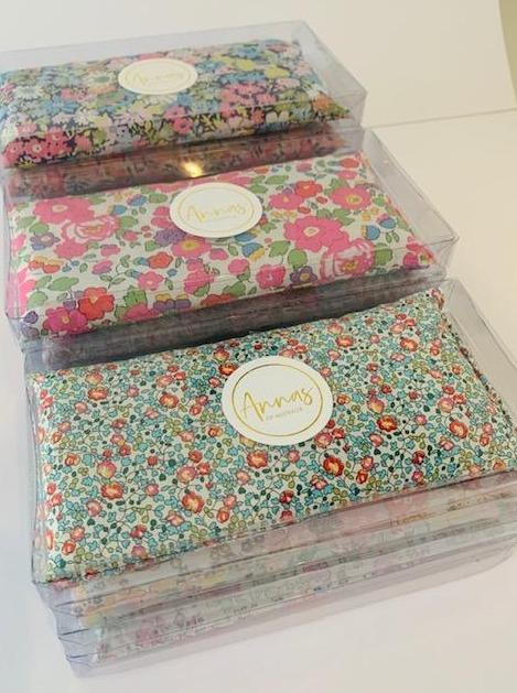 Liberty Print Eye Pillows