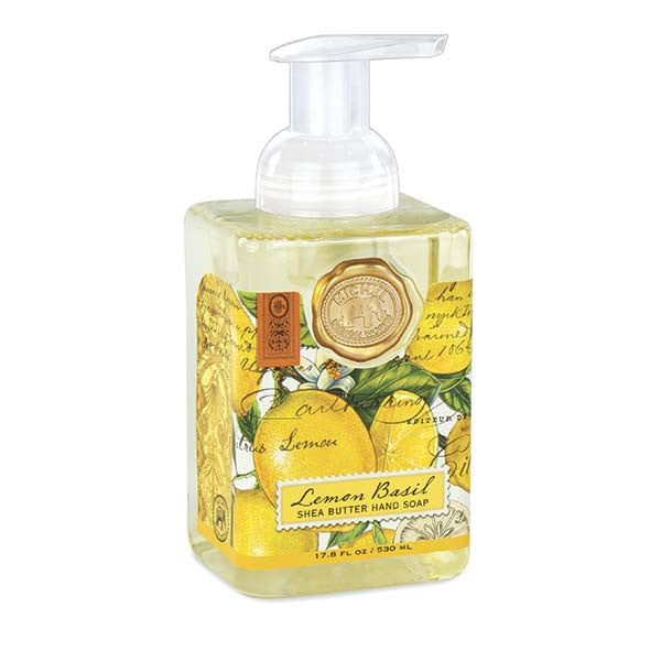 Foaming Hand Wash- Lemon Basil