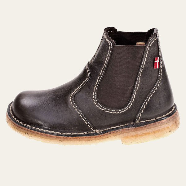 Roskilde Leather Boot