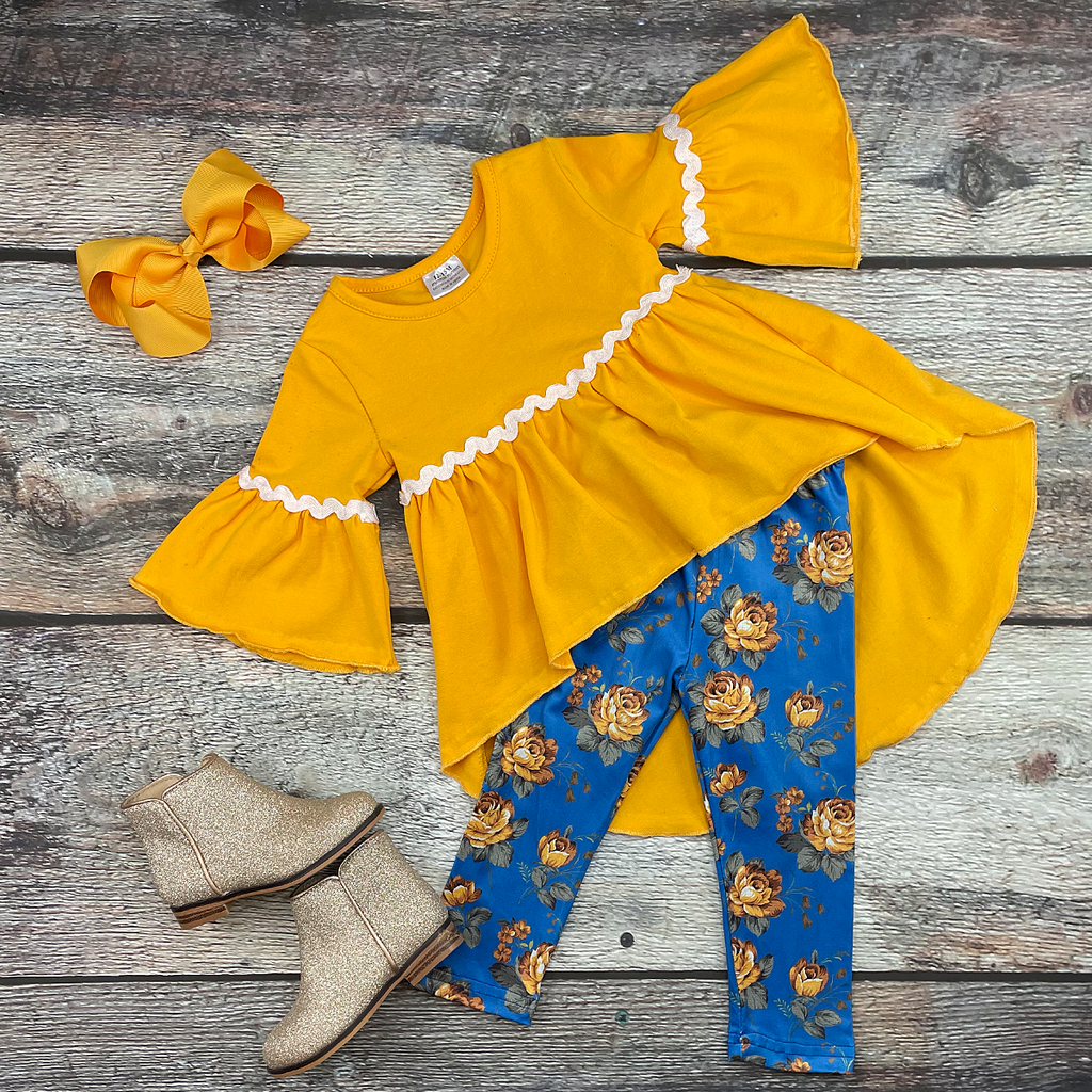 Goldilocks Pant Set