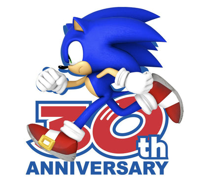 Sonic 30th Anniversary Cable Guy