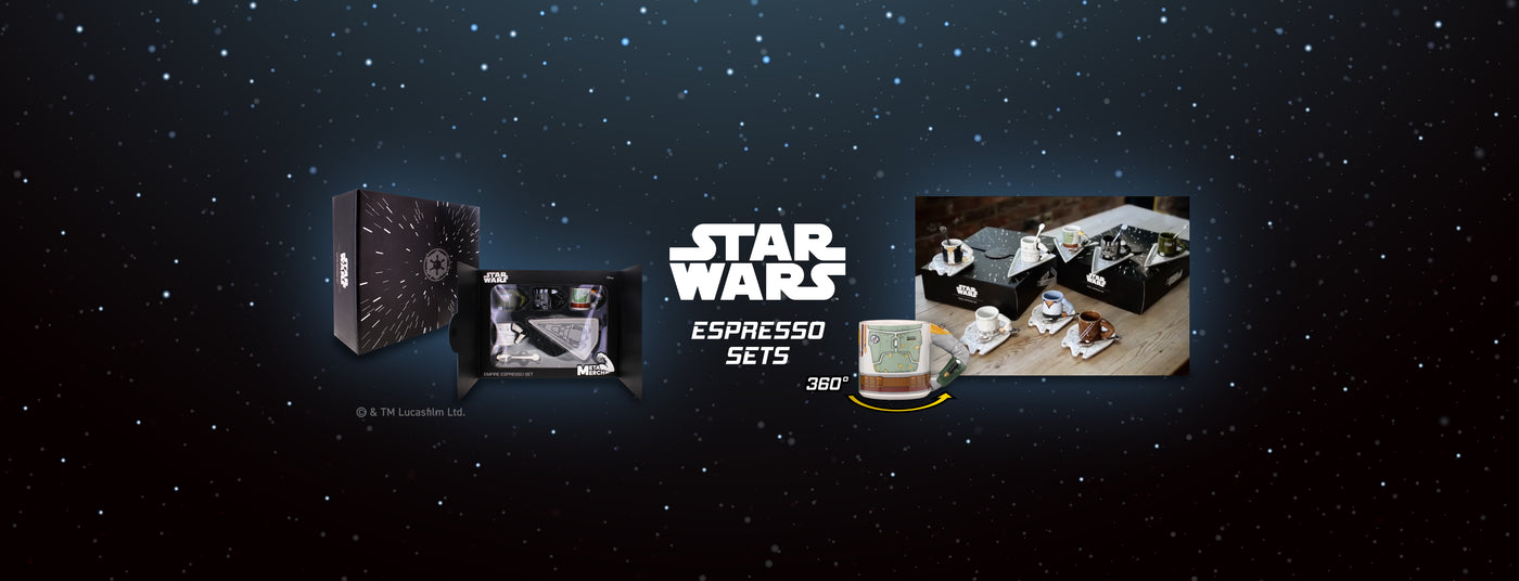 Star Wars Espresso Sets