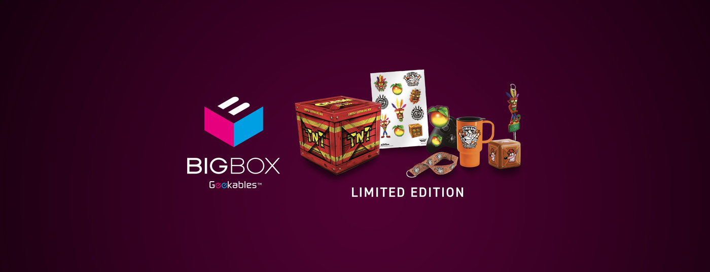Big Box_Limited Edition Gift boxes Collection Banner