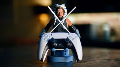Ahsoka Cable Guy Phone and Controller Holder