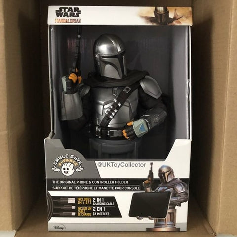 The Mandalorian Cable Guy Controller Holder