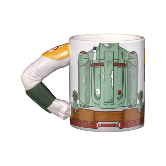 Boba Fett MetaMerch Mug Rear Angle